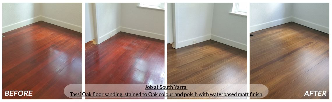 Floor Sanding and Polishing Services Melbourne
