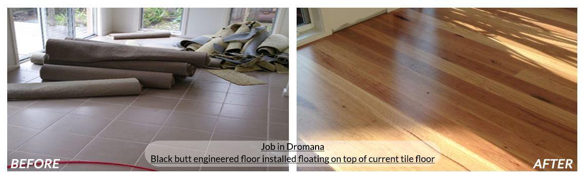 floor sanding company Melbourne