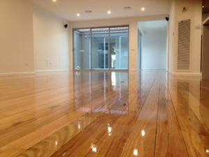 Floor Sanding in Melbourne