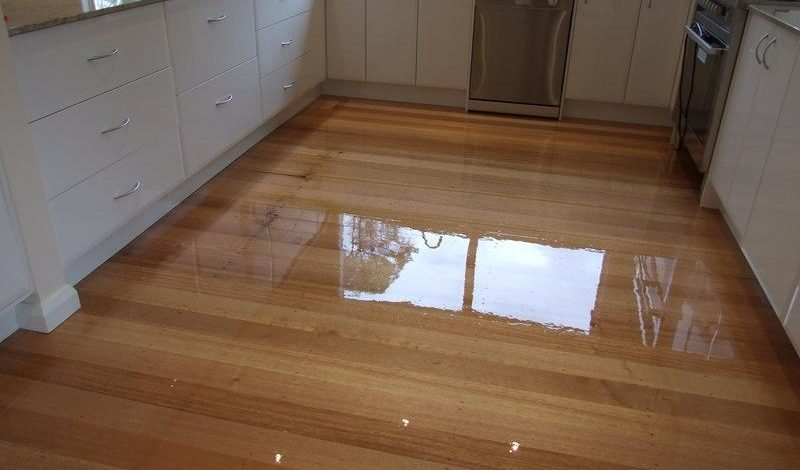 timber floor polishing in Melbourne
