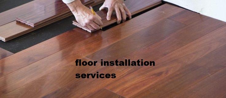 floor installation in Melbourne