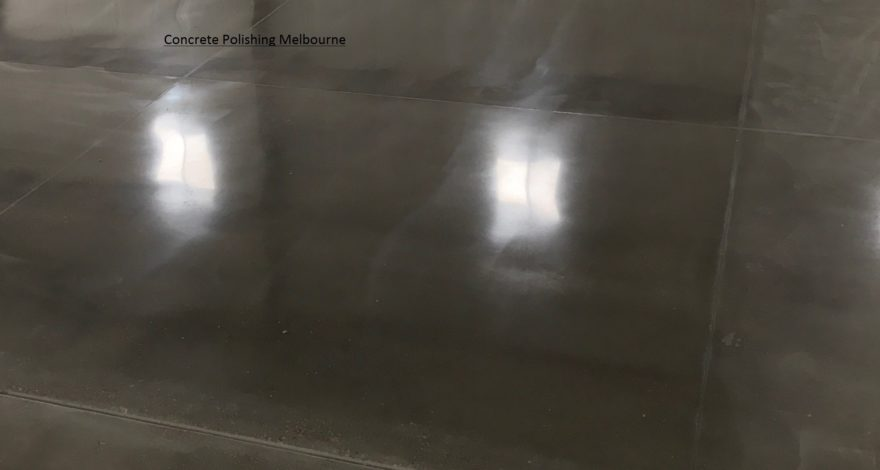 Concrete polishing melbourne