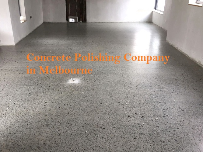 Concrete Polishing & Grinding Melbourne