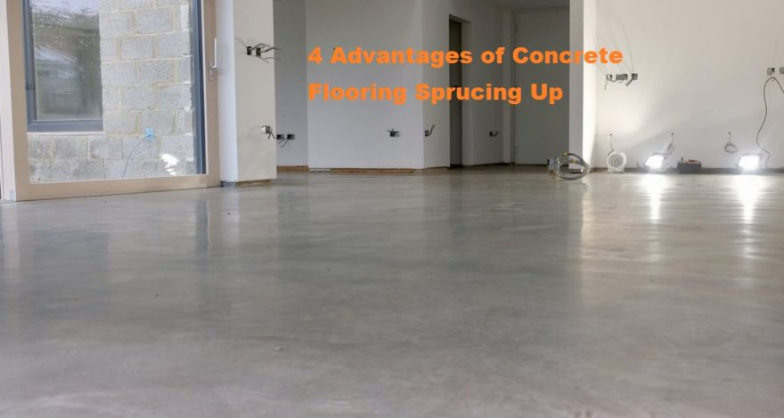 concrete polishing in Melbourne