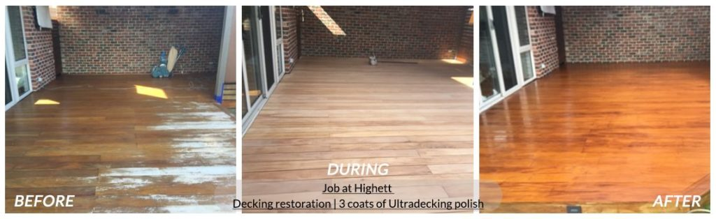 timber floor sanding melbourne services