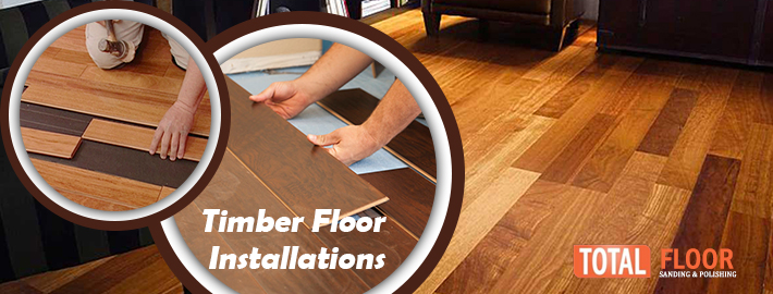 Timber Floor Installations