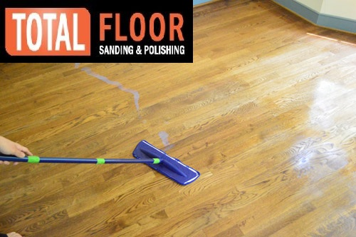 Timber Floor Buffing