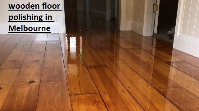 wooden floor polishing company in Melbourne