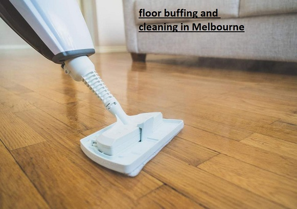 floor buffing and cleaning in Melbourne