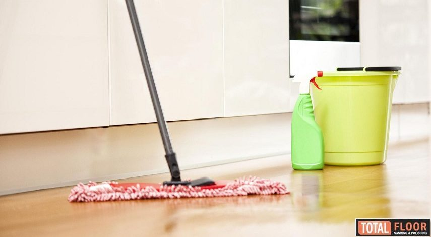 Timber floor cleaning experts in Melbourne