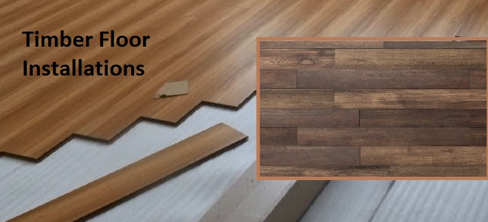 Timber Floor Installations services in Melbourne