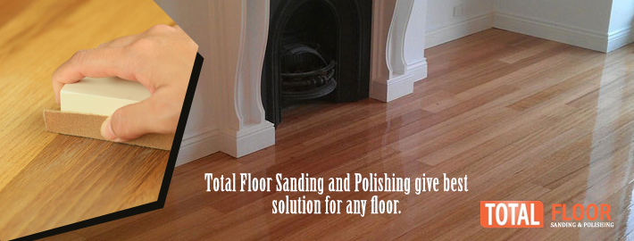 Floor Sanding and Polishing in Melbourne