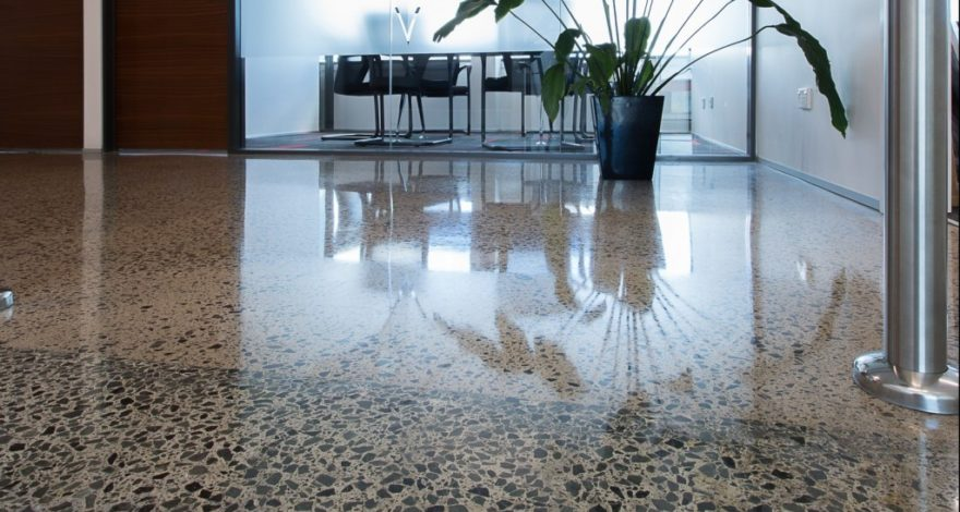Concrete Floor Polishing in Melbourne,