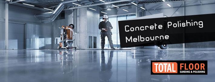 Concrete Floor Polishing in Melbourne