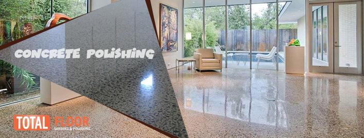 concrete floor polishing melbourne