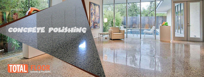 Concrete Floor Polishing in Melbourne