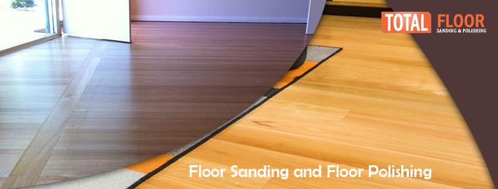 Floor Sanding and Floor Polishing