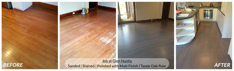 Floor Sanding and Polishing Services Company