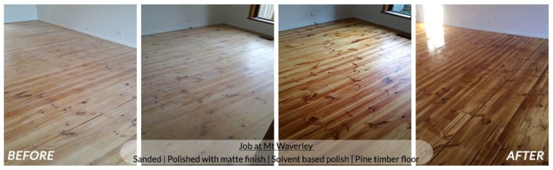 floor sanding services Melbourne