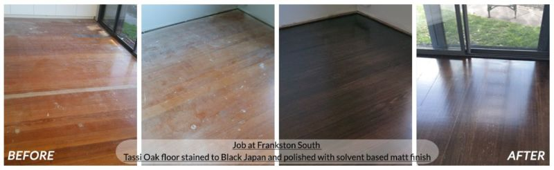 Timber Floor Sanding & Polishing