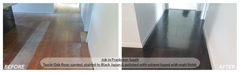 Floor Sanding & Polishing Melbourne